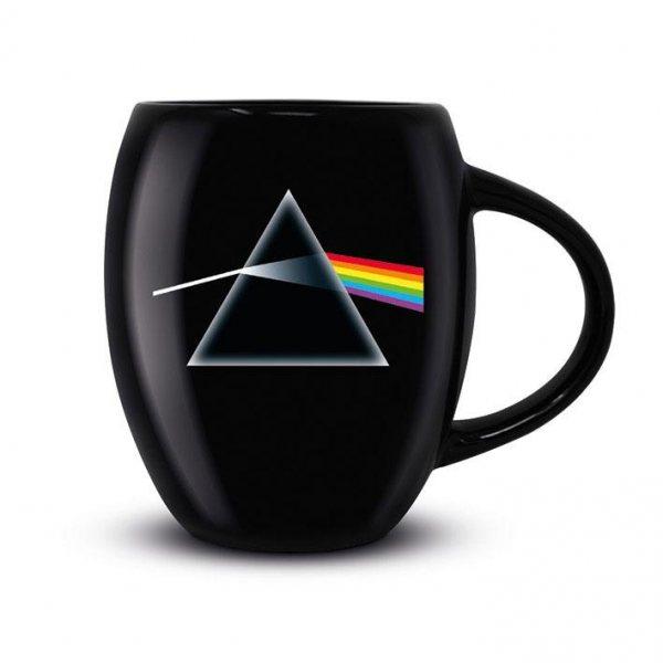 Pink Floyd Darkside Oval Logo Tasse