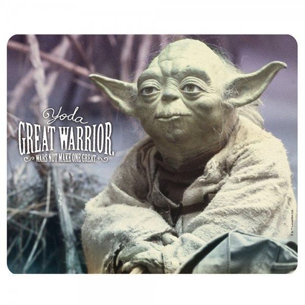Star Wars - Mausmatte - Yoda
