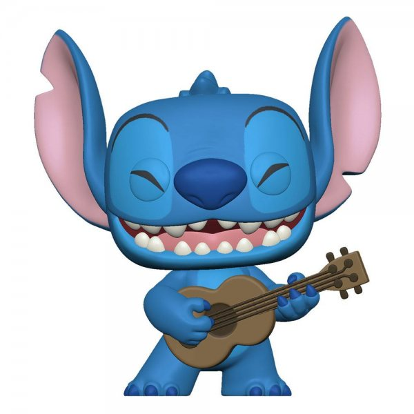 Walt Disney Lilo & Stitch Ukelele Funko Pop Vinyl Figur