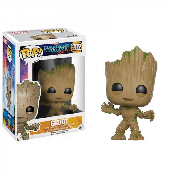 Guardians of the Galaxy Baby Groot Wackelkopf Funko Pop Vinyl Figur