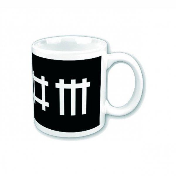 Depeche Mode Logo Tasse Becher in Geschenkbox