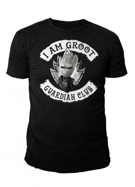 Guardians of the Galaxy Groot Club T-Shirt