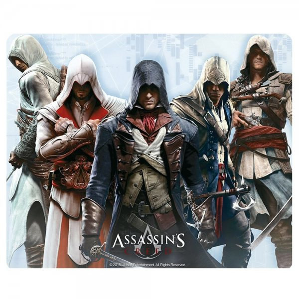 Assassins Creed Bruderschaft Mauspad