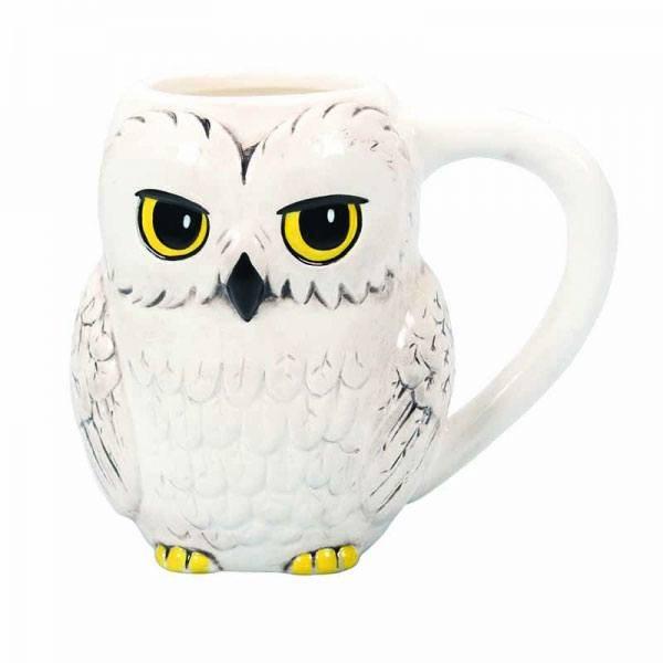 Harry Potter 3D Tasse Hedwig Eule