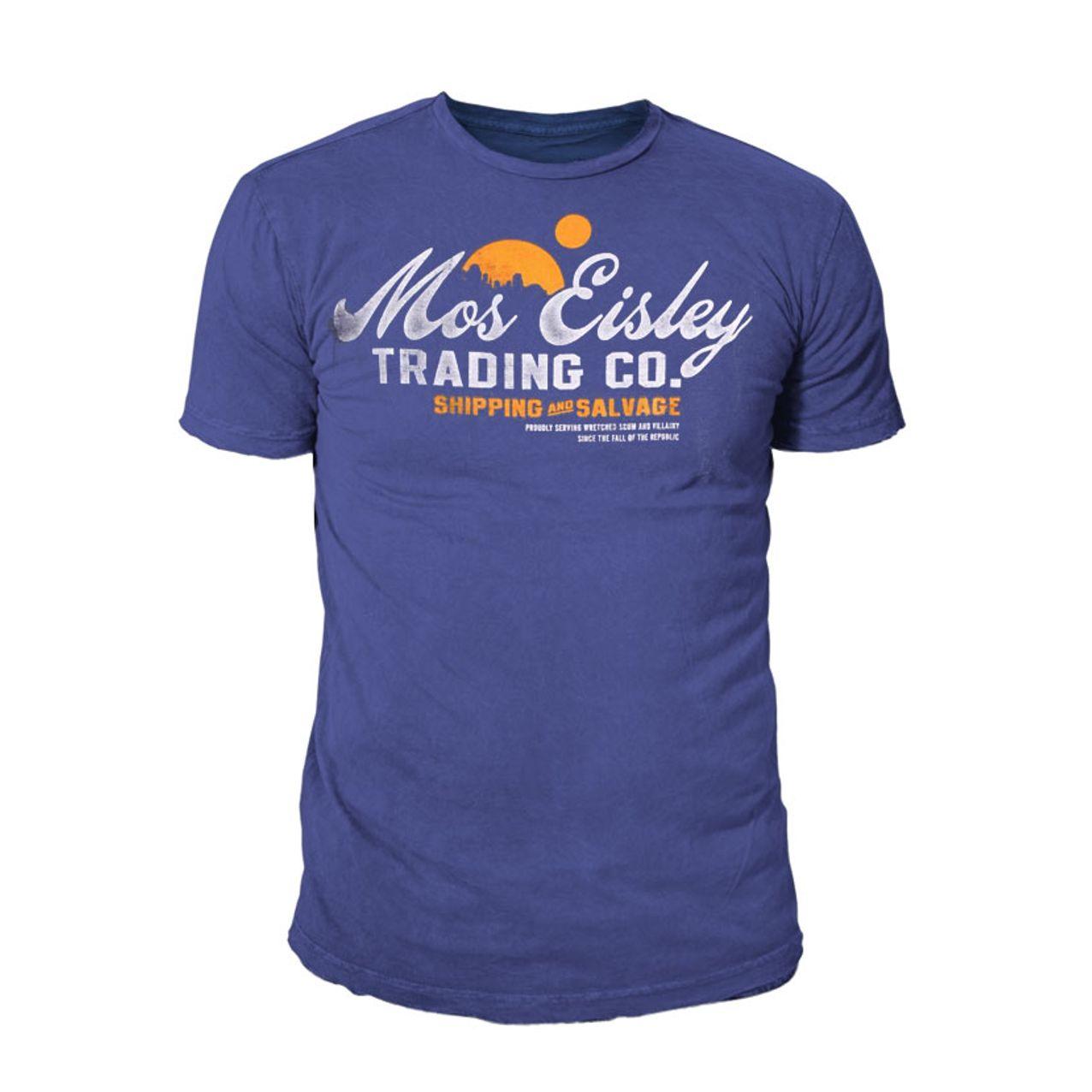 Star Wars - Mos Eisley Trading Herren T-Shirt | The Studio ...