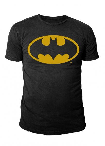 wholesale dealer ab6e0 77813 Batman - Logo Herren T-Shirt Schwarz