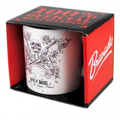 Guns N Roses - Keramik Tasse - Los Angeles