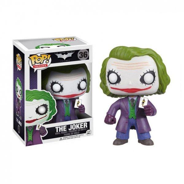 Batman The Dark Knight Joker Funko Pop Vinyl Figur 36