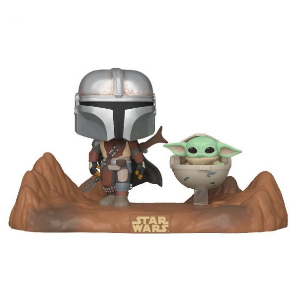 Star Wars The Mandalorian Baby Yoda Child Funko Pop Vinyl Figuren Set 390