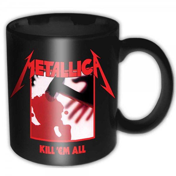Metallica Kill Em All Tasse