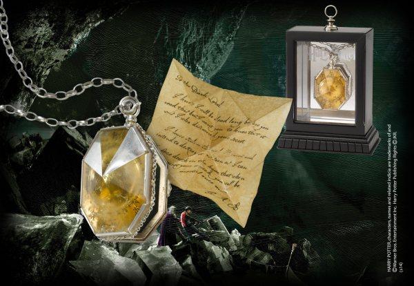 Harry Potter Medallion Kette aus der Höhle Replika aus der Halbblutprinz