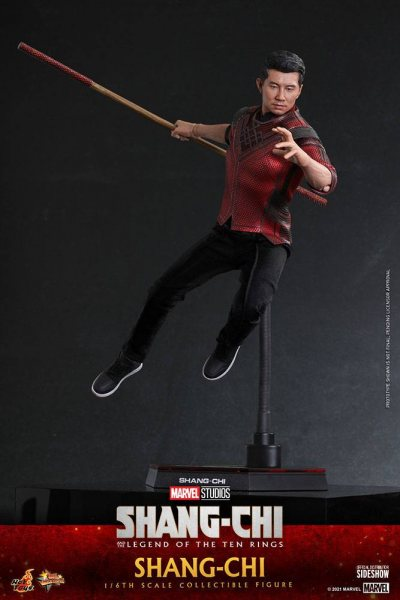 Shang-Chi and the Legend of the Ten Rings - Movie Masterpiece Actionfigur 1/6