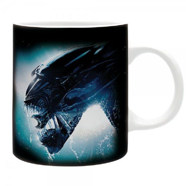 Aliens Kinoplakat Tasse im Geschenkkarton 320 ml