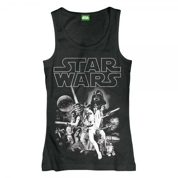 Star Wars - New Hope Damen Tank Top