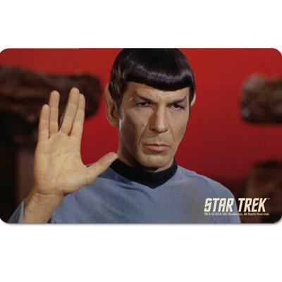 Star Trek - Frühstücksbrettchen - Life Long