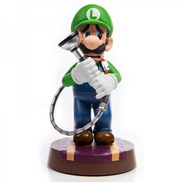 Luigis Mansion 3 First 4 Figures PVC Vinyl Figur Statue