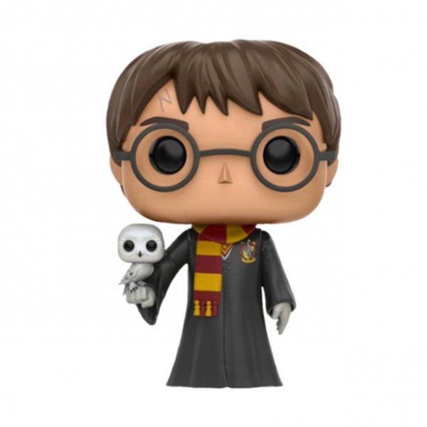 Harry Potter mit Hedwig Funko Pop Vinyl Figur 33