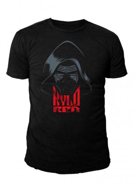 Star Wars - Episode 7 Kylo Mask T-Shirt