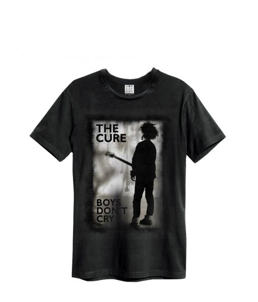 Amplified The Cure Boys Dont Cry T-Shirt