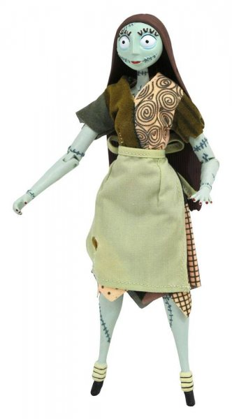Nightmare before Christmas Sally Actionfigur