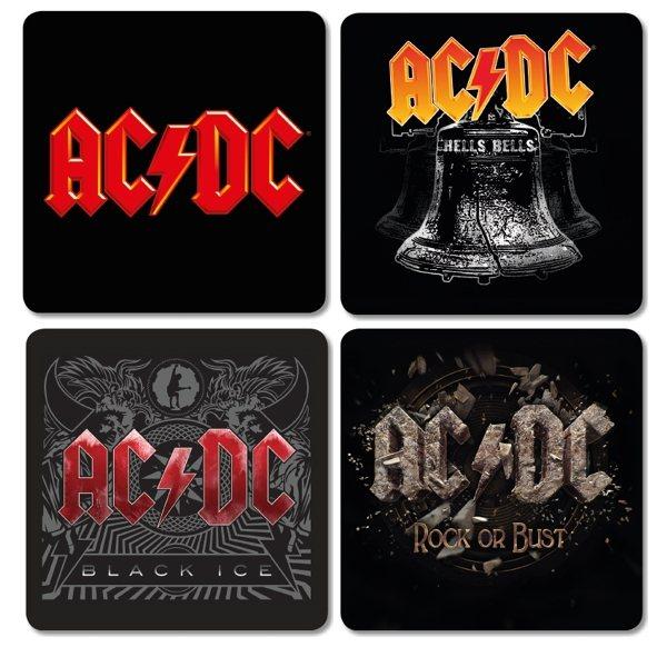 AC/DC - Untersetzer - Logo 1