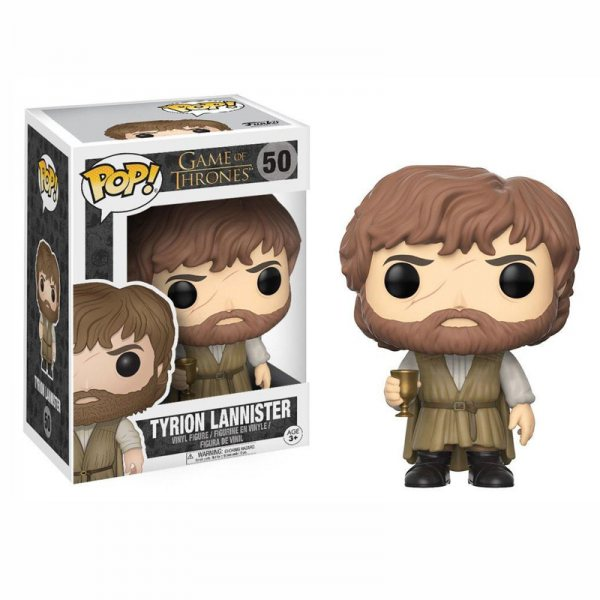 Funko POP! Game of Thrones Tyrion Lannister Vinyl Figur 50