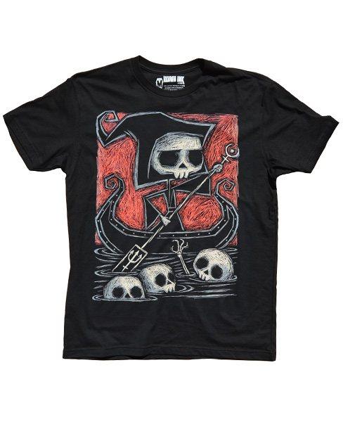 Akumu Ink Lake of Souls Herren T-Shirt