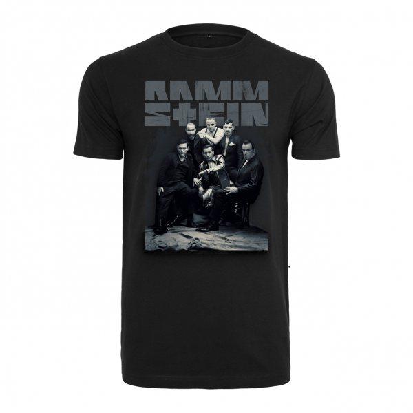 Rammstein Photo Band Shot Herren T-Shirt