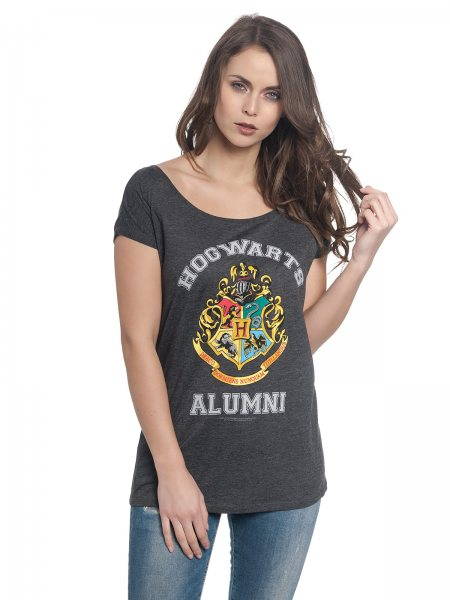 Harry Potter Hogwarts Alumni Damen T-Shirt