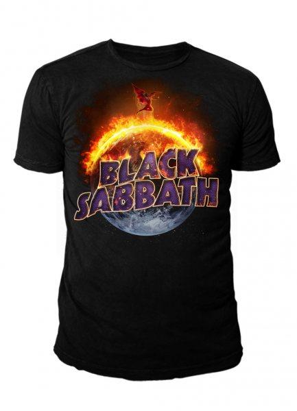 Black Sabbath The End T-Shirt