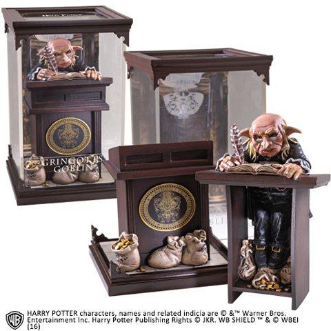 Harry Potter Gringotts Kobold Statue Figur Noble Collection