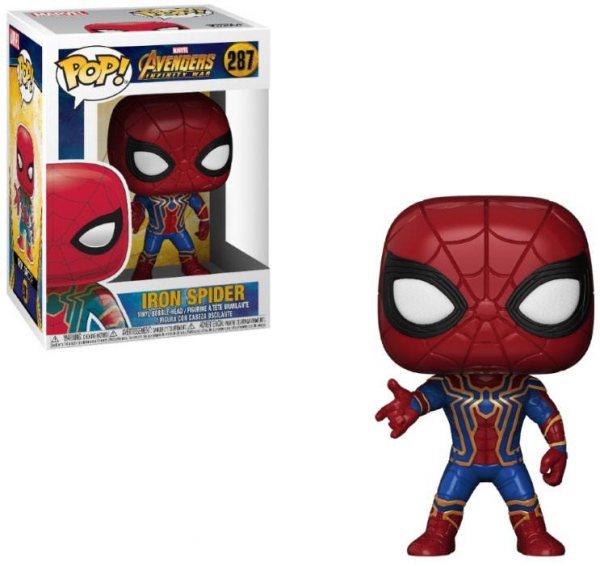 Funko POP Avengers Endgame Spiderman Vinyl Figur