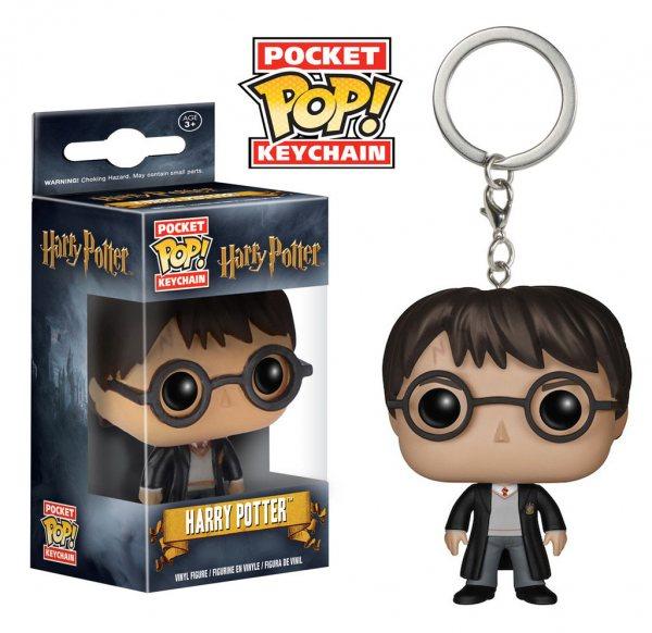 Harry Potter Funko Pop Schlüsselanhänger