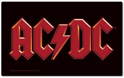 AC/DC - Frühstücksbrettchen - Classic Logo