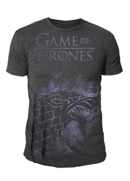 Game of Thrones Stark Jumbo Herren T-Shirt