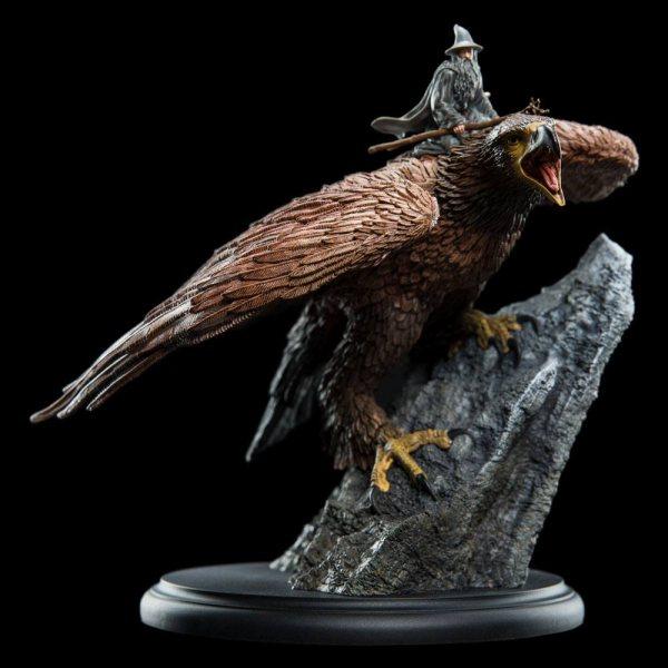 Herr der Ringe Gandalf Gwaihir Weta Workshop Statue Figur Limitiert