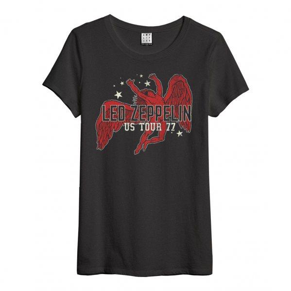 Amplified Led Zeppelin US Tour T-Shirt Damen