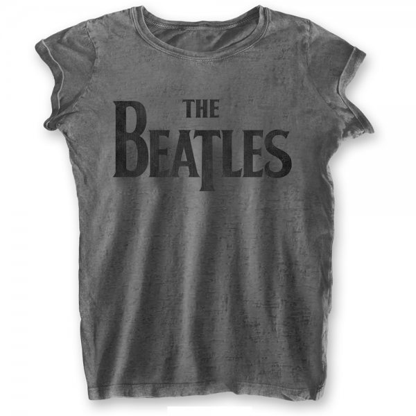 The Beatles Logo T-Shirt Damen