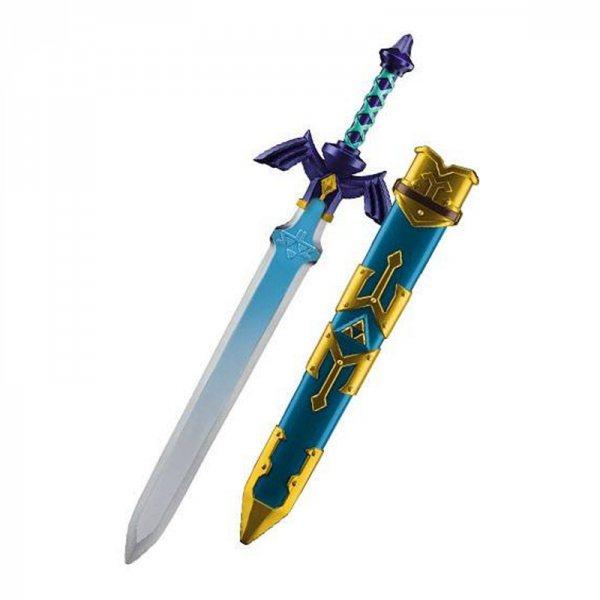 Zelda Links Master Schwert Replika Kunststoff
