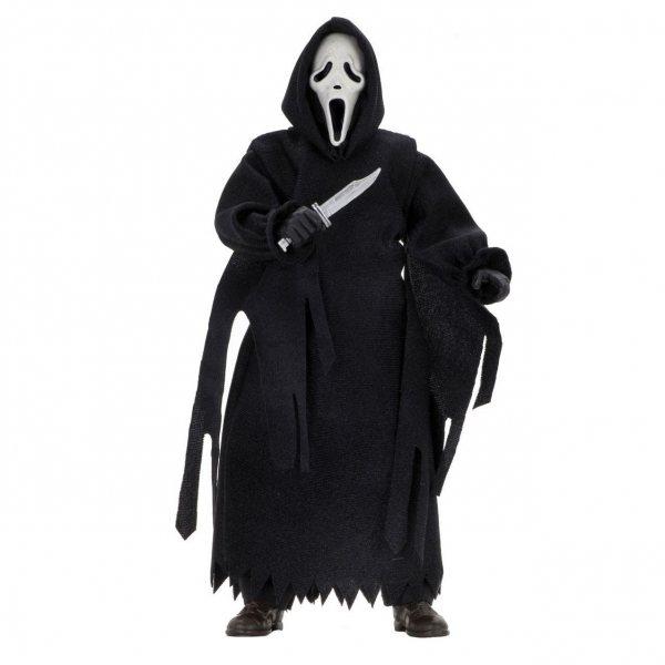 Scream Ghostface NECA Actionfigur Sammelfigur mit Zubehör