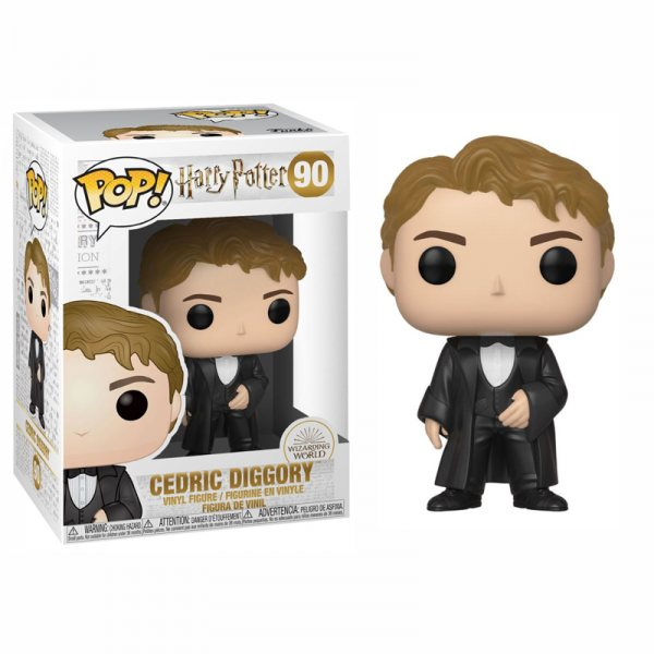 Funko POP! Harry Potter Cedric Diggory Vinyl Figur